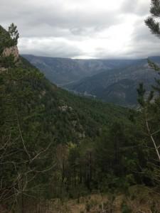 Spanje op de berg